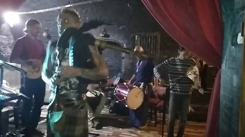 Vargaria live from Raketa 131018