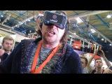 Проект X! Сергей Полонский и новая Реальность! 3D теХнология от Mirax!Очки 3D для обще ...