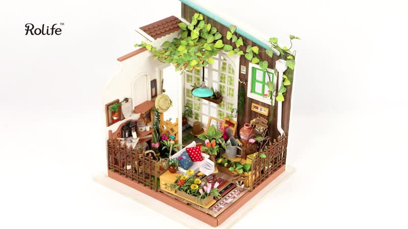 Румбокс Сад Millers garden
