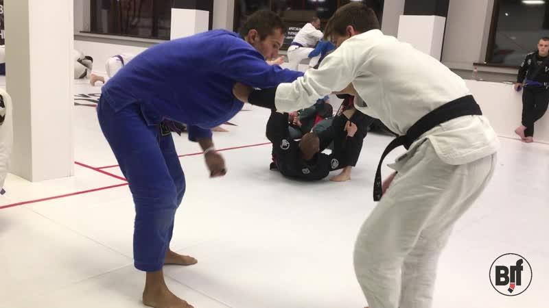 Rafael Mendes vs Герман Шестериков bjf_roll