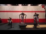 28-е июля CrossFit Cardio в СОЮЗ Crossfit