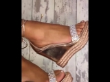 Шикарные туфли на танкетке ? с австрийскими кристаллами ? 7500 рублей ✅ Размеры: 36-41✅