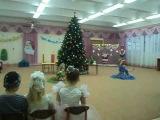 В детском саду на утренике : Цыганский танец