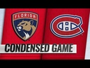 Florida Panthers vs Montreal Canadiens | Jan.15, 2019 | Game Highlights | NHL 2018/19 | Обзор матча