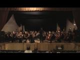 Людвиг ван Бетховен. Симфония №3 Es-dur «Героическая» (1, 2 части) (Дирижёр - студент 5-го курса Мартын Валевич)