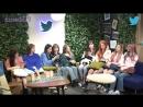 [fromis_9] TwitterBlueroom LIVE! 프로미스나인과 실시간으로 소통하는 시간! 여러분이 남겨주신 질문에 팡팡 터지는 러브밤 처럼 시원하게 답변해드립니다