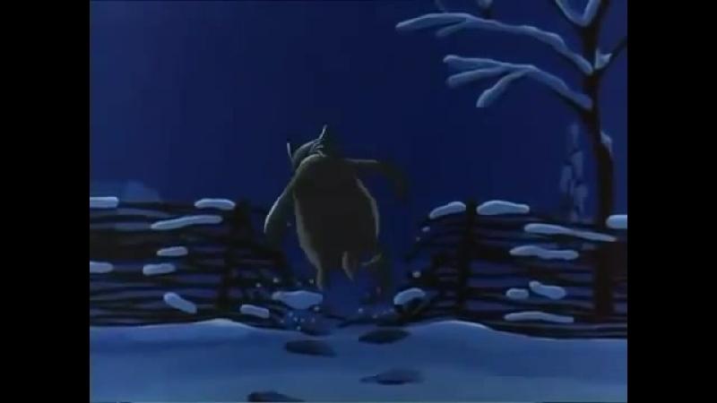 Ты заходи если что фраза из мультфильма Жил был пёс