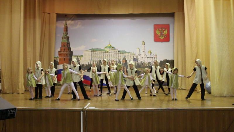 Танцевальный коллектив Фантазия-Звездочёты!