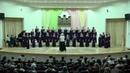 Концертный хор детской хоровой школы Алые паруса Фестиваль хора Кантилена 2016
