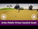 Unity Mobile Virtual Joystick Asset