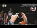 Akito Makoto Oishi vs Daiki Shimomura Kota Umeda DDT Live Maji Manji 7