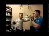 Бокс тренировка для ребенка