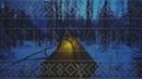 🌲Ночь в Зимнем Лесу   Походная Печка   Коляда☀️ • Winter Overnighter   Hot Tent Camping   Yule