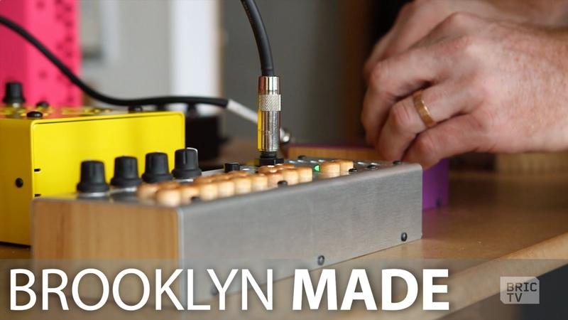 Critter Guitari | Brooklyn Made