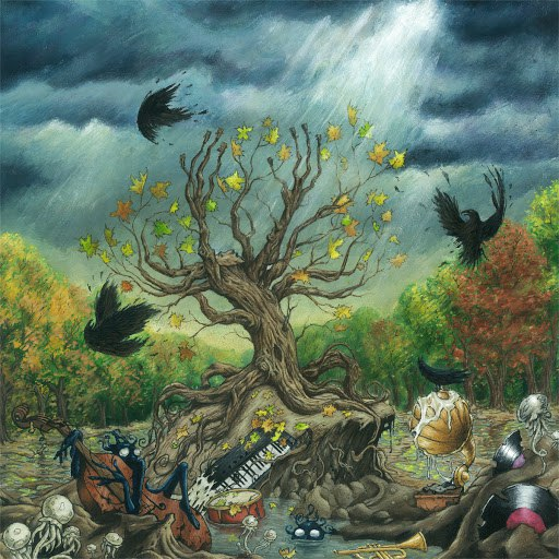 Long Arm альбом The Branches (Deluxe Edition)