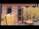 AQUILONIA ( Irpinia d'Oriente ) - La civilta' contadina che resiste - La lavorazione della zucca -