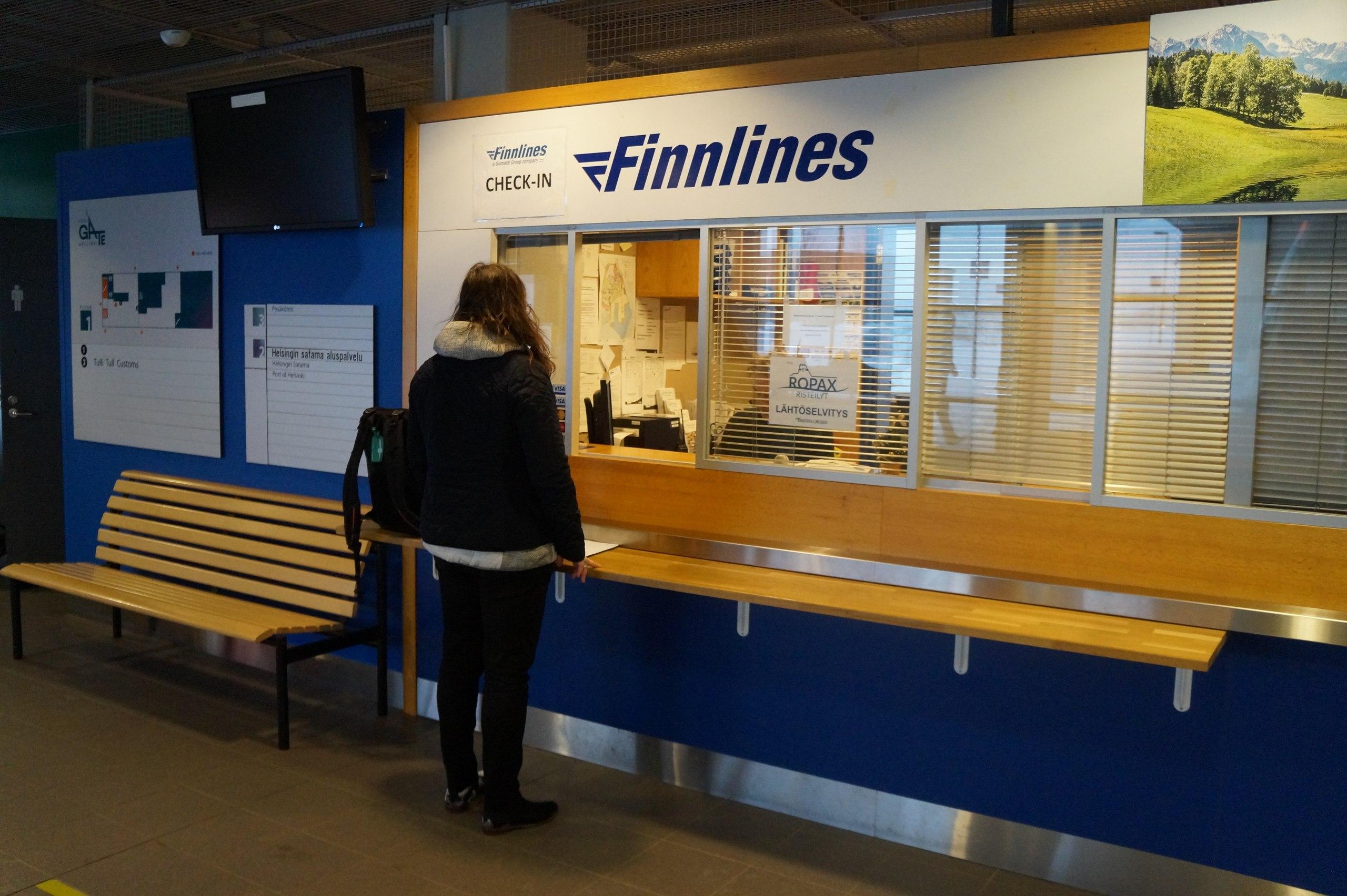 Пересекаем Балтику. Все о паромах компании Finnlines