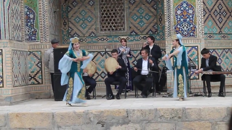 Raqsi Navruzi dar Buxoro / Navruz (Nowruz) dance in Bukhara