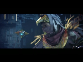 Destiny 2: Curse of Osiris - Opening Cinematic