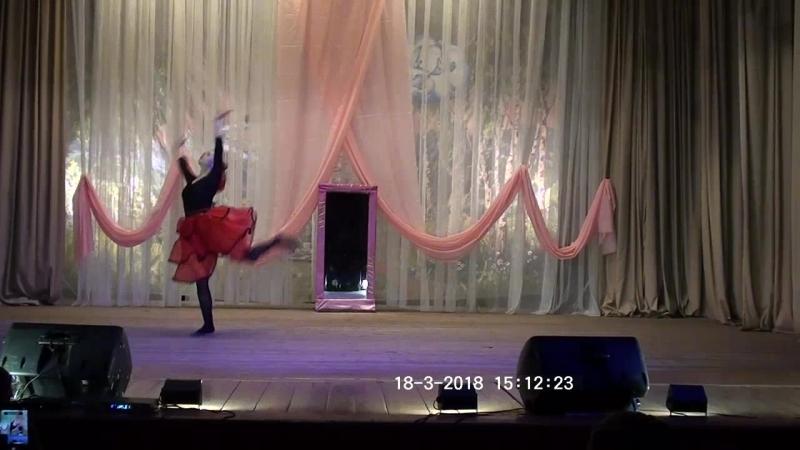 Вариация из балета Дон Киход. Алена Синадская.
