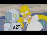 The Simpsons | Симпсоны - 23 сезон 17 серия (2х2)