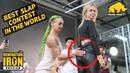🔥Лучший турнир мира по пощечинам 🔥 The best slap contest in the world