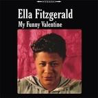 Ella Fitzgerald альбом My Funny Valentine