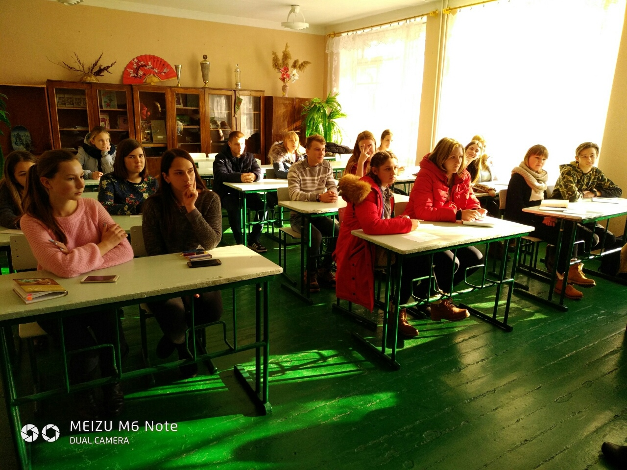 Совещание председателей школ