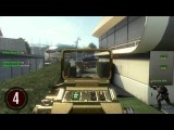CoD: Black Ops II - Camper spots