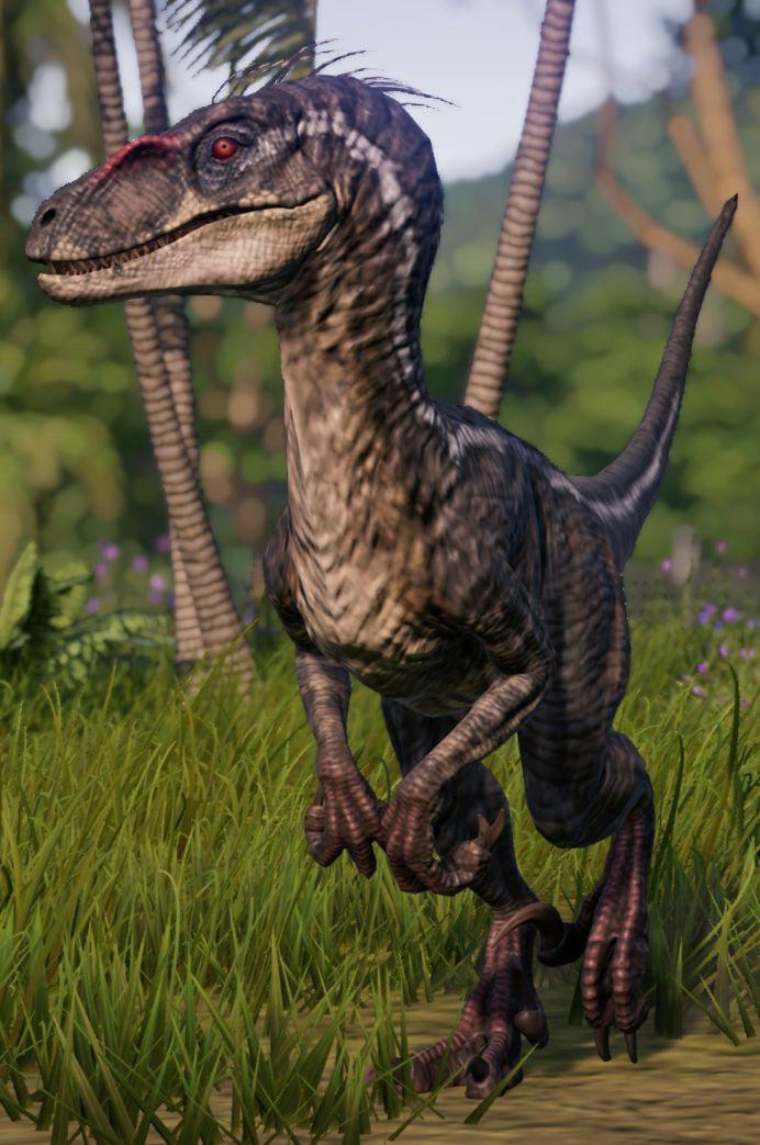 Далеко не все динозавры существовали одновременно. К...