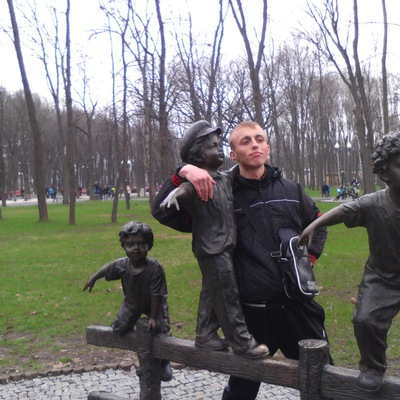 Дима Самбора, 31 декабря 1988, Харьков, id229184317