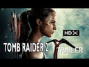 Tomb Raider 2 Trailer Teaser 2019 SEQUEL Alicia Vikander Walton Goggins MOVIE fan made