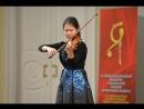 Соната № 3, Бах, в исполнении Юджин Ким