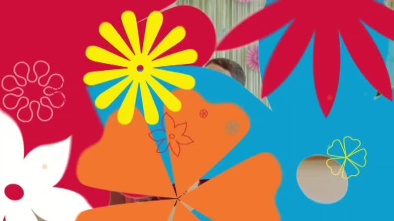 Танец с цветочками для мамы (младшая группа)д-с №306 Одесса