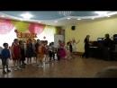 финальная песня в Минуте Славы. Дет.сад май 2017