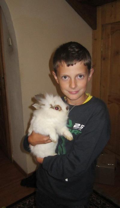 Назар Кащак, 3 ноября 1999, Львов, id209034882