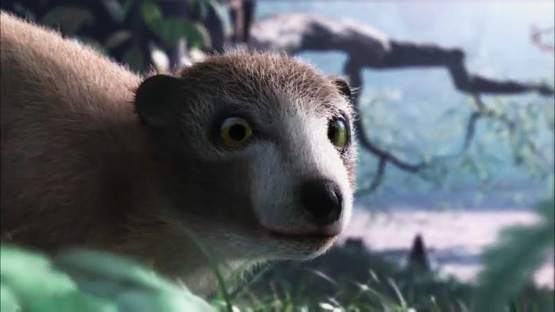 Мир после динозавров Месть млекопитающих 2 серия из 2