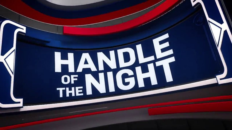 NBA Handle Of The Night Dwyane Wade April,16 2018