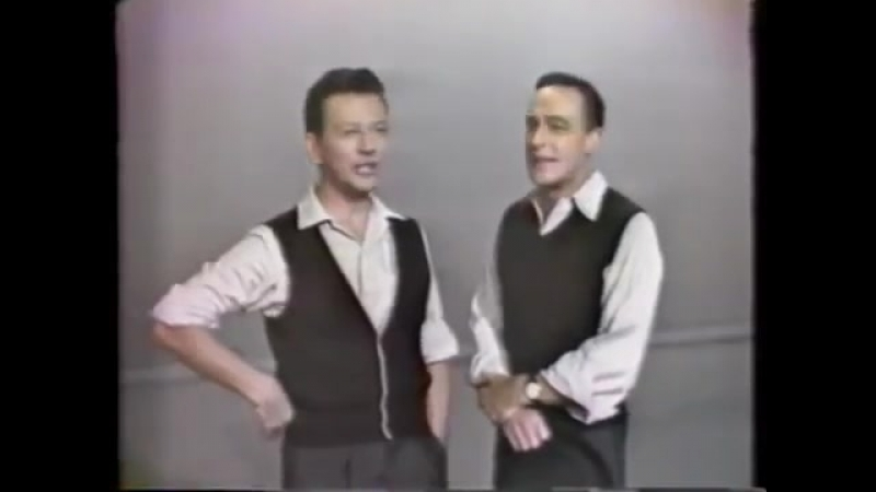 Gene Kelly and Donald O´Connor Dance Medley