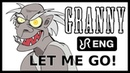 GRANNY animatic Let Me Go Random Encounters musical ENG song cover