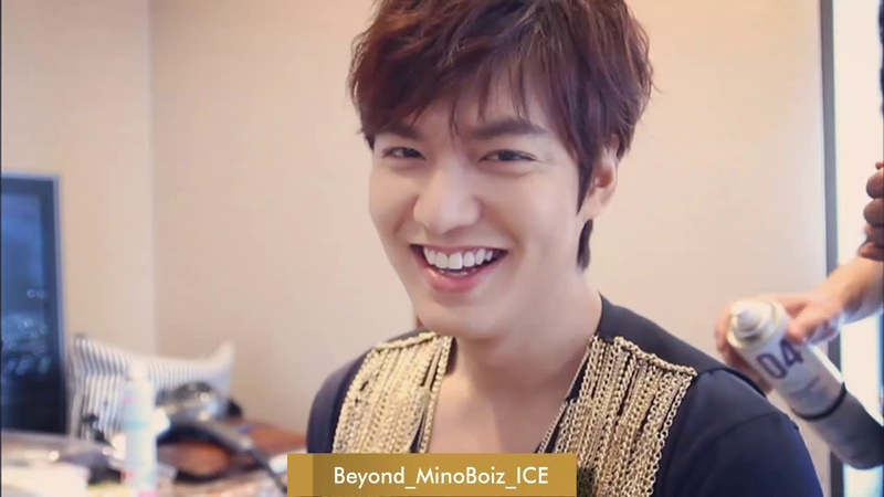 20140328-29【OFFICIALENG】Rehearsals BTS of LEE MIN HO My everything Encore in Yokohama