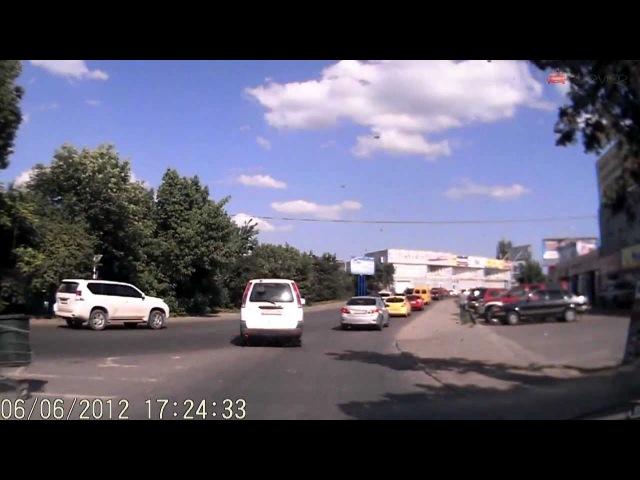 Видеорегистратор Mobile-i F1000 (запись)
