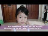 Ulzzang HD Tutorial: My Everyday Makeup Tutorial