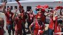 Болельщики из Туниса и Англии прибыли в Волгоград