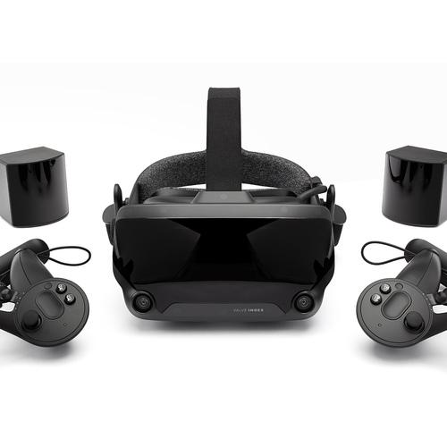 Valve представила свою VR-гарнитуру