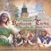 Средневековая ярмарка в Турку 28.06-29.06