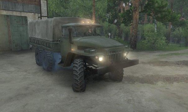 Урал 375 версия 2 для 03.03.16