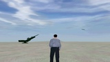 P-18 Radar And S-125 ! Test !
