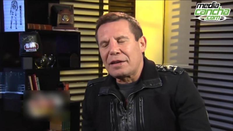 Julio César Chávez planea exhibición
