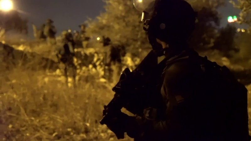 IDF forces activities to find Barkan terrorist